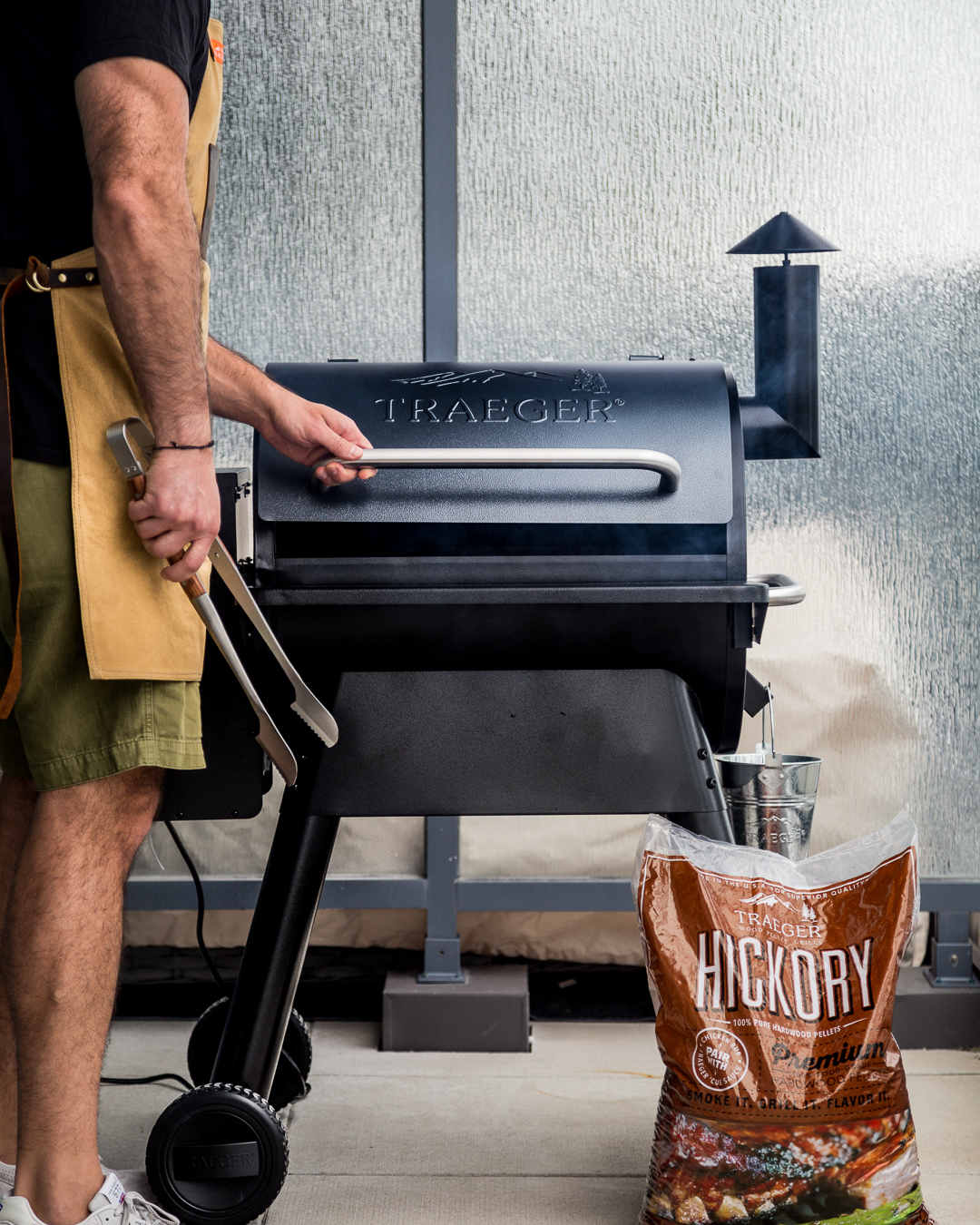 Traeger Pro22 Giveaway