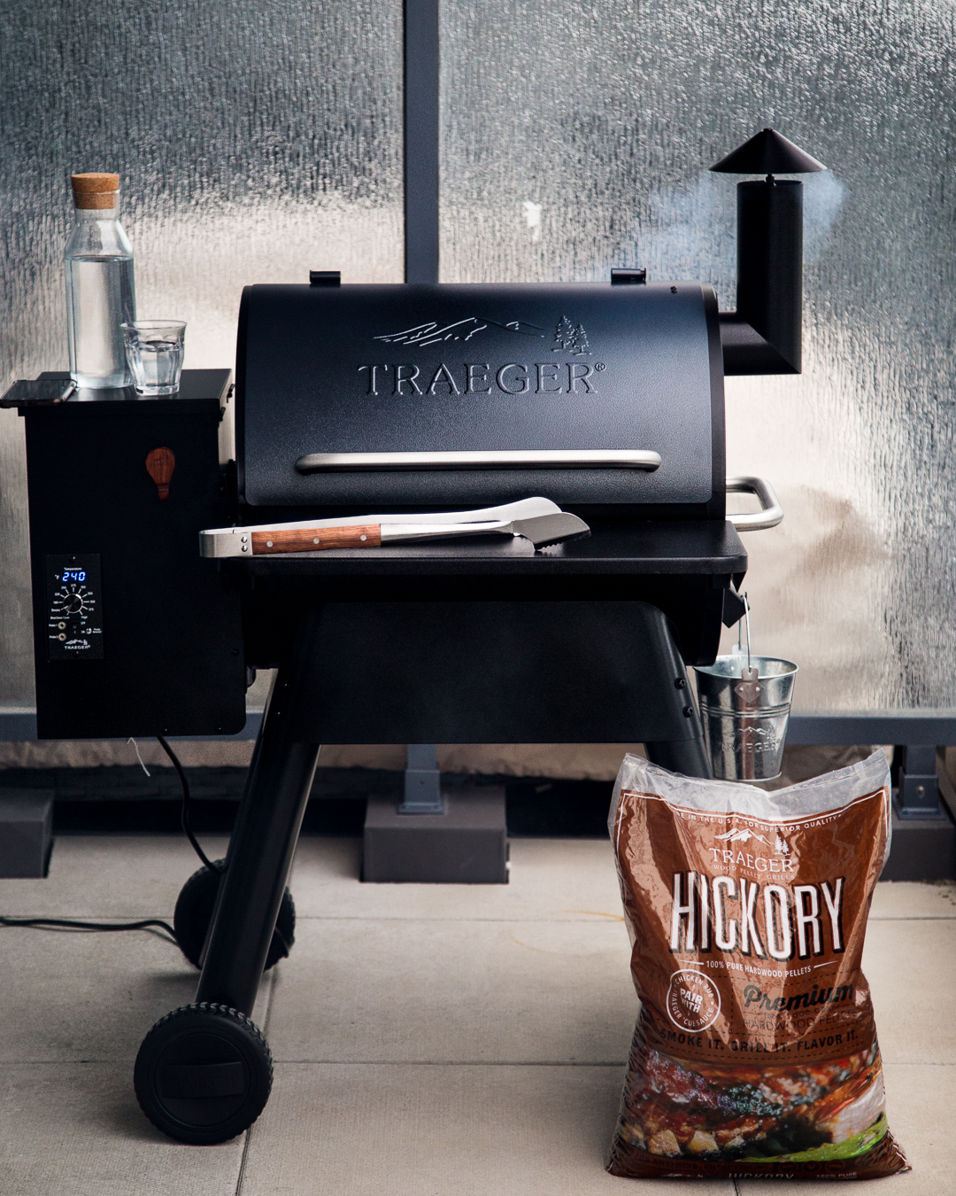 Giveaway - Traeger Pro22 Giveaway