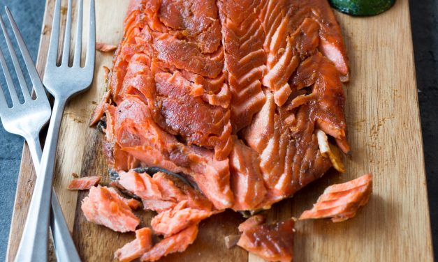 Asian Smoked Salmon – Whole30, Paleo