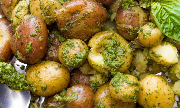 Pesto Potato Salad – Whole30