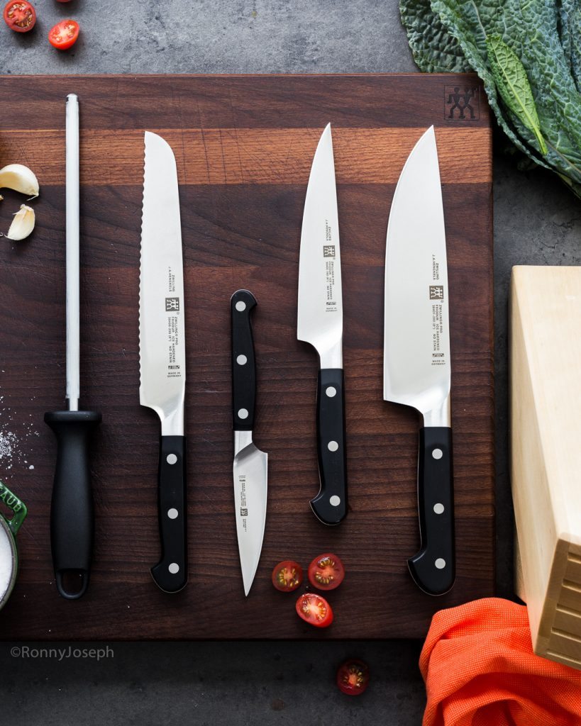 Giveaway Primal Gourmet Zwilling Pro Knife Block 6pc Set