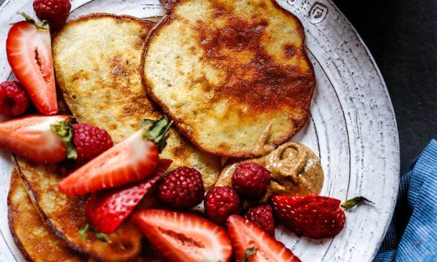 Marcela's Easy Paleo Pancakes