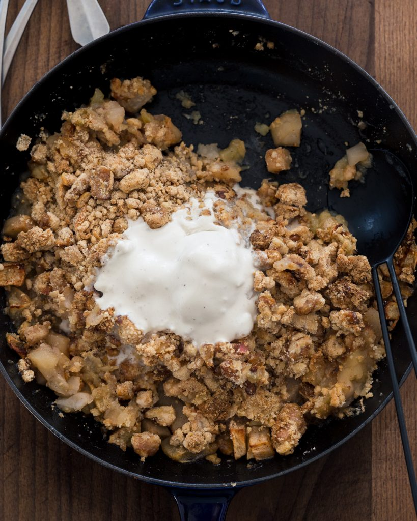 Paleo Apple Crumble Primal Gourmet Easy Dessert Recipe