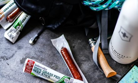 GIVEAWAY – Paleovalley Beef Sticks
