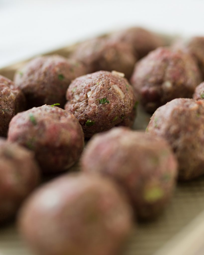 Whole30 Salisbury Meatballs with Onion Gravy Paleo Primal Gourmet Easy Recipe
