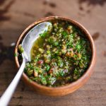 Walnut Salsa Verde Whole30 Paleo Primal Gourmet Easy Sauce