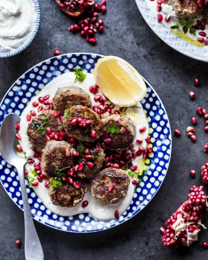 Spiced Meatballs with Tahini Whole30 Paleo Primal Gourmet Easy
