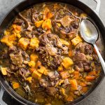 Spicy Whole30 Oxtail Stew with Sweet Potato Primal Gourmet Paleo Easy