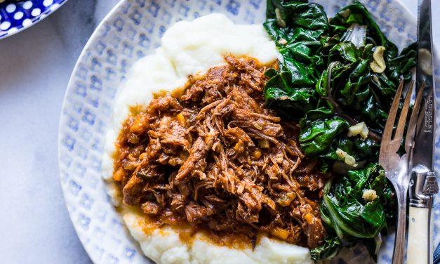 Instant Pot Lamb Ragu – Whole30, Paleo