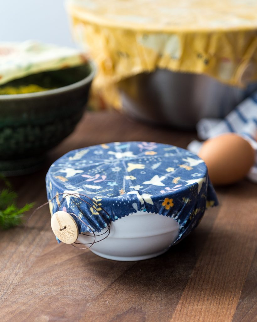 Blue Mill Beeswax Wraps Review Primal Gourmet Eco Friendly Food Storage