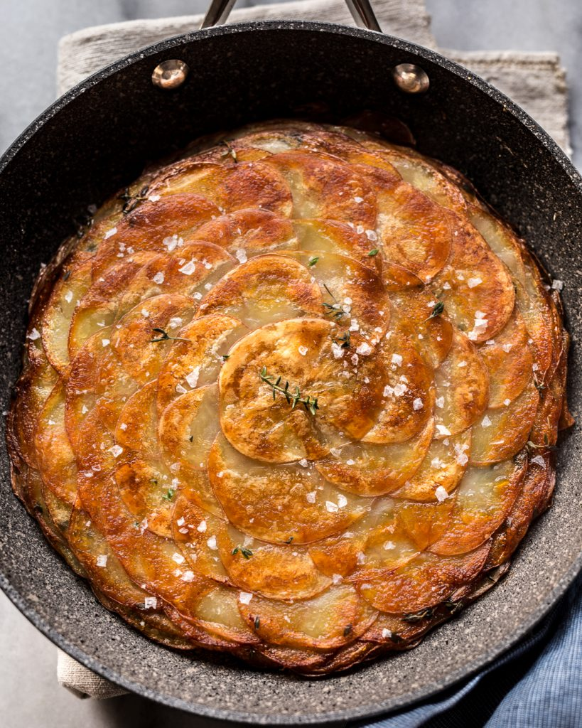Potato Galette Recipe Easy Whole30 Primal Gourmet