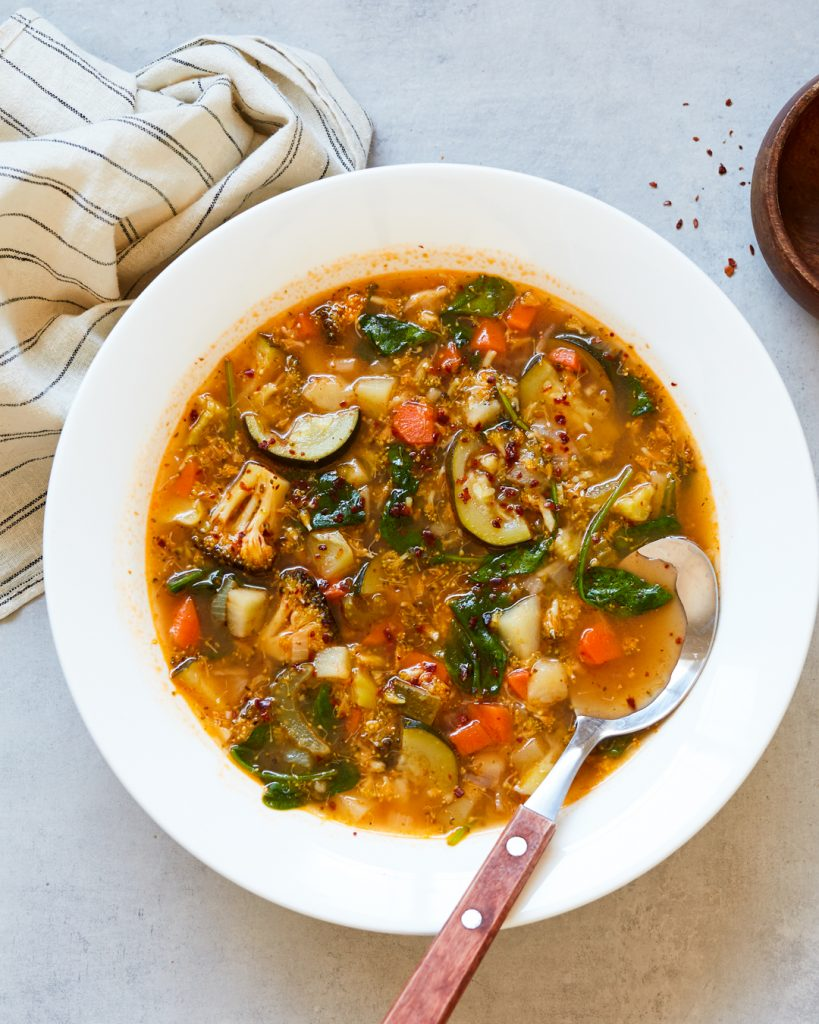Minestrone Soup Whole30 Paleo Primal Gourmet Easy Quarantine Pantry Recipe