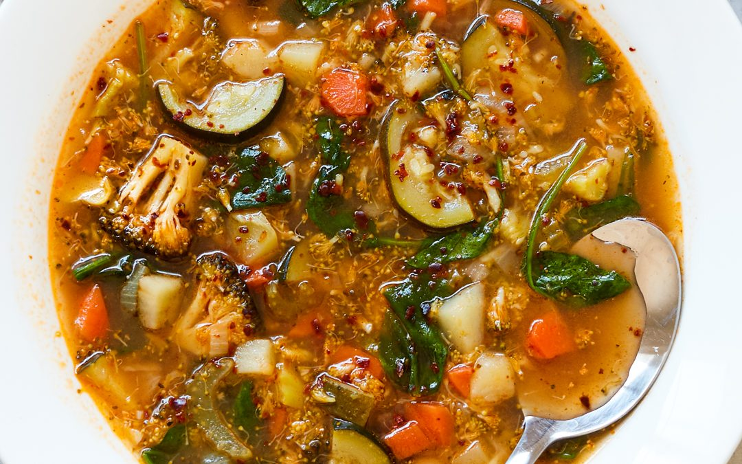 Minestrone Soup – Whole30