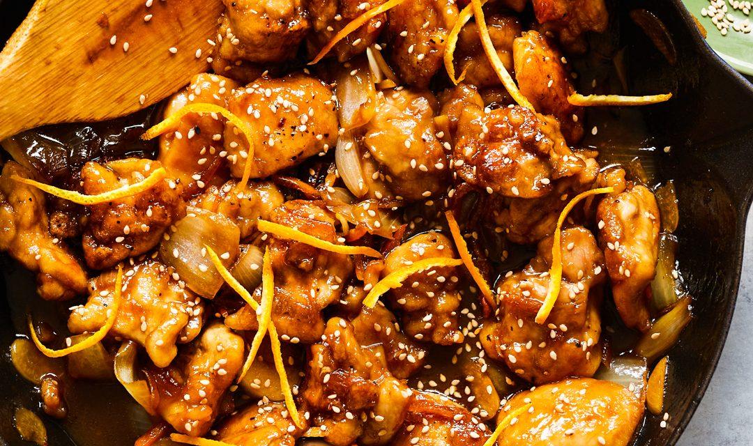 Paleo Orange Chicken (Gluten-Free & Grain-Free)