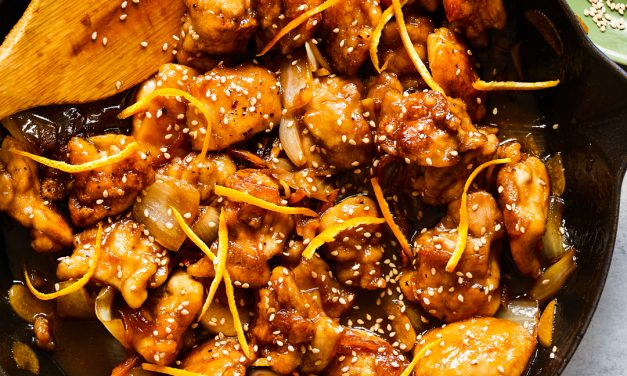Paleo Orange Chicken (Gluten-Free & Grain-Free)