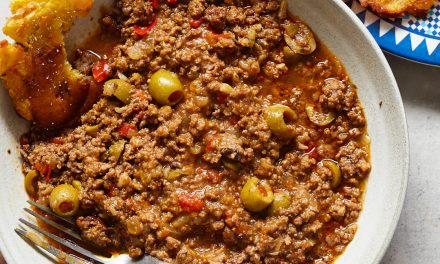 Whole30 Picadillo (Instant Pot and Stovetop)