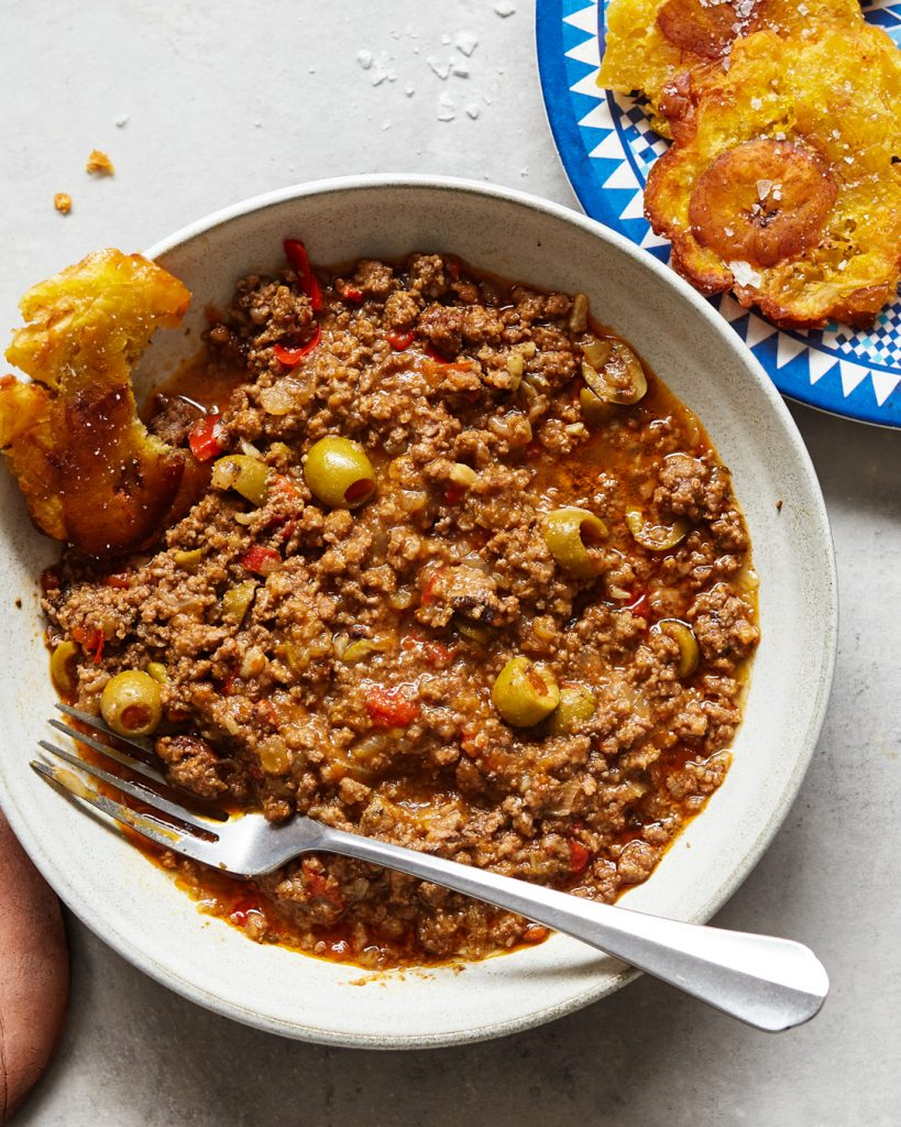 Whole30 Picadillo Paleo Primal Gourmet Easy Ground Beef Recipe