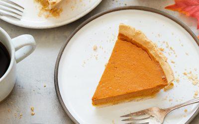 Gluten-Free Pumpkin Pie
