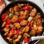 Paleo Sesame Chicken Primal Gourmet Gluten-Free Grain-Free Easy Stir-Fry