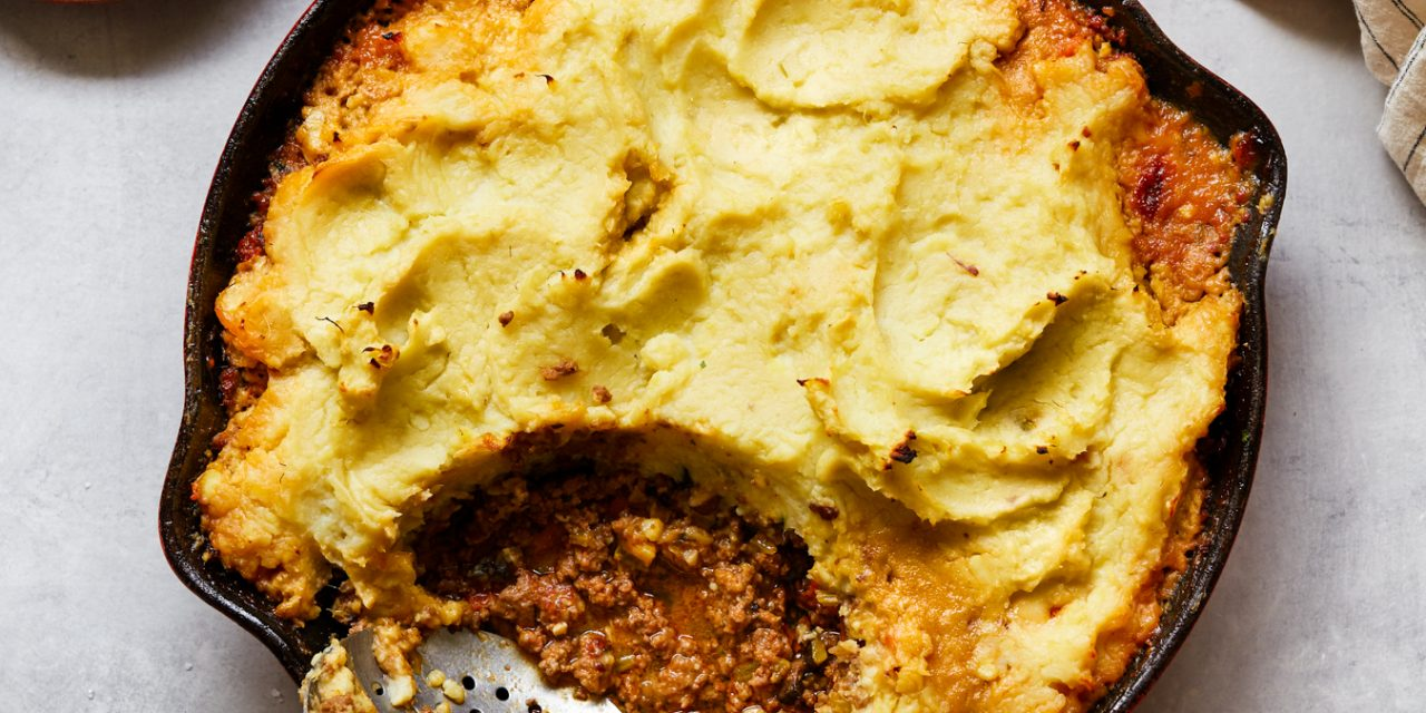 Whole30 Shepherd's Pie – Paleo, Gluten-Free