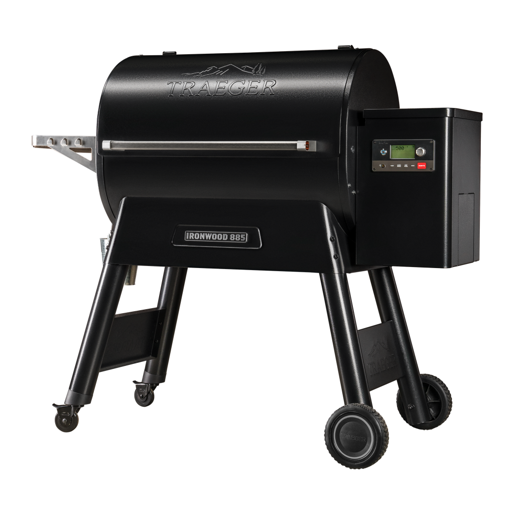 Traeger Ironwood 880 Buying a Traeger Guide