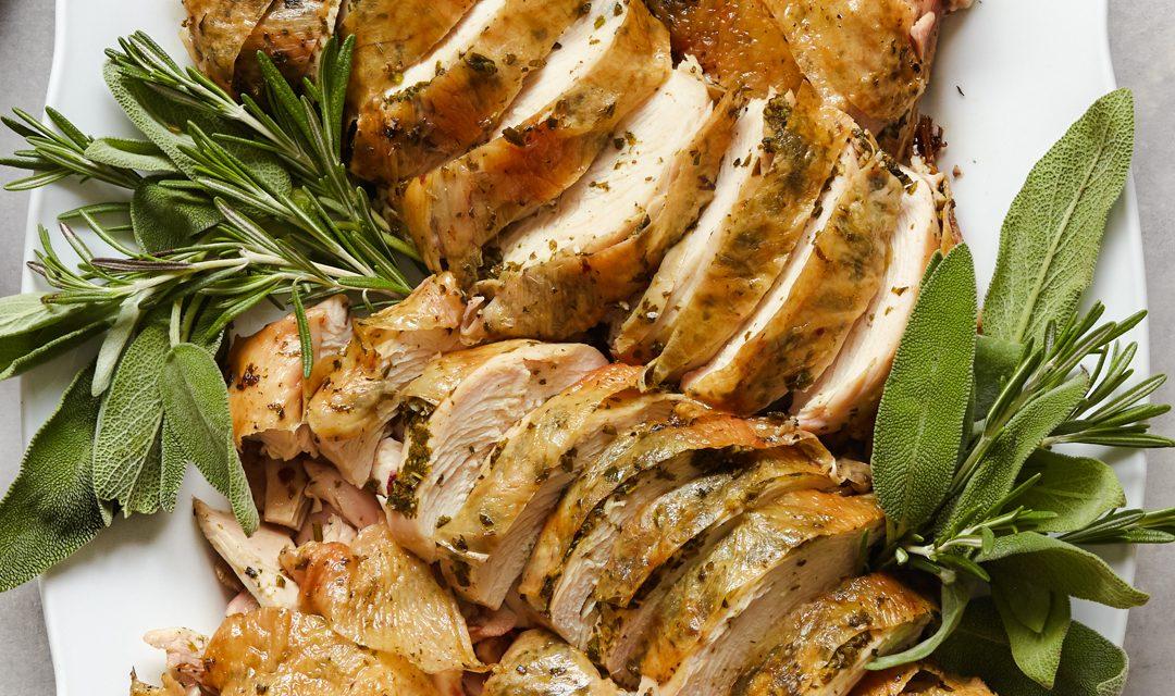 Smoked Turkey Recipe – Paleo, Whole30