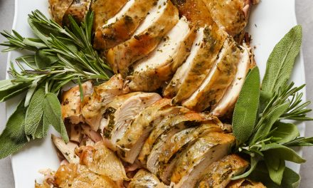Smoked Turkey Recipe – Paleo, Whole30
