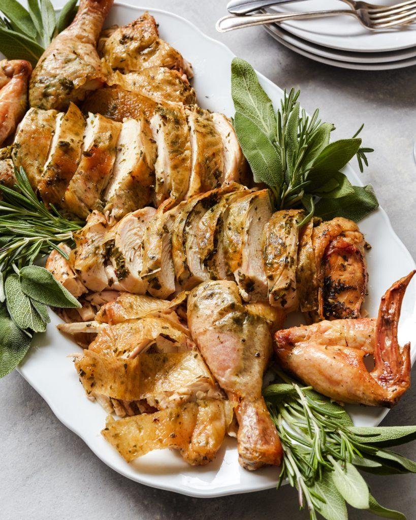 Smoked Turkey Recipe Paleo Whole30 Primal Gourmet Thanksgiving Day Easy